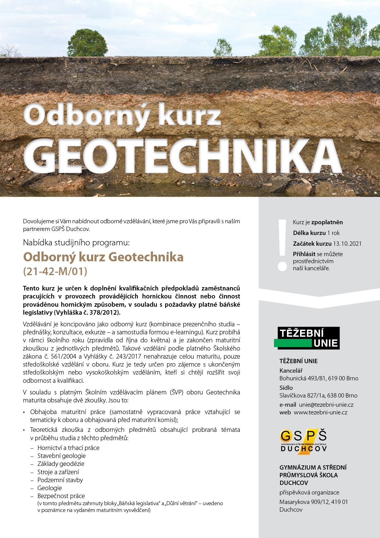 Geotechnika-kurz-2021